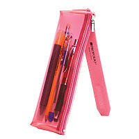 CLEARANCE!  Itoya Journal Sidekick Magnetic Pencil Case Pink