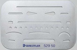 Staedtler Erasing Shield Metal