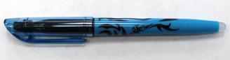 Frixion Erasable Highlighter small Fluorescent Blue