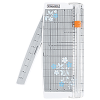"""Fiskars Paper Trimmer 12"""" with arm & grid"""