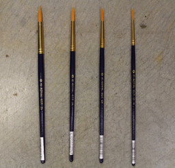 Value Paint Brush Synthetic Round #8