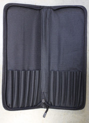 Sublime Brush Case Zip 12-pocket (case only)