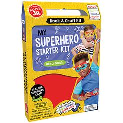Klutz Super Hero Starter Kit  *NEW*