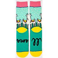 Crew Socks No Prob-llama  *NEW*