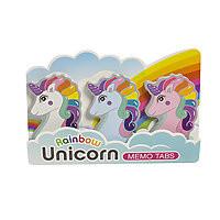 Memo Tabs Unicorns