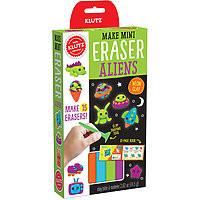 Klutz Clay Kit Mini Eraser Aliens