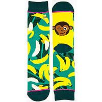 Crew Socks Monkey Business