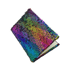 Journal Rainbow Sequin