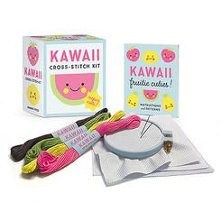 Teeny-Tiny Kawaii Cross Stitch Kit  *NEW*