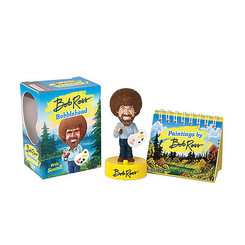 Teeny-Tiny Bob Ross Bobble Head Kit