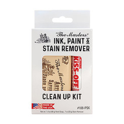 B&J Ink, Paint & Stain Remover Clean Up It