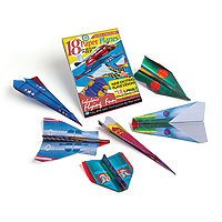Paper Airplane Kit 18pk