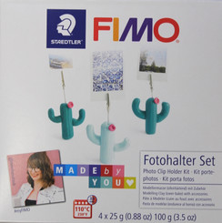 Fimo Photo Clip  Kit