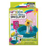 Clay Kit Mini Party Llama