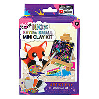 Clay Kit Mini Artist Fox