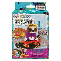 Clay Kit Mini Skateboard Sloth