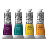 Winsor & Newton Winton Oil 37ml Magenta