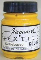 Jacquard Fabric Paint 2oz Goldenrod