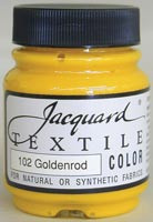 Jacquard Fabric Paint 2oz Orange