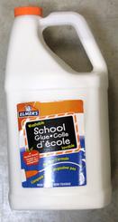 Elmer's Washable School Glue Gallon Jug