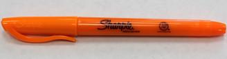 Sharpie Highlighter Thin Fluorescent Orange