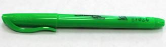 Sharpie Highlighter Thin Fluorescent Green