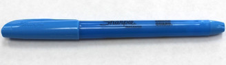 Sharpie Highlighter Thin Fluorescent Blue
