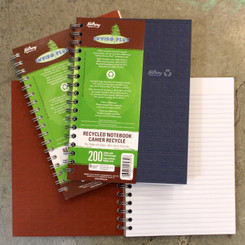 Hilroy EnviroPlus Coil Lined Notebook 9x6