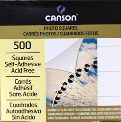 Canson Double Sided Tape Squares 500pk