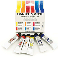 Daniel Smith Watercolour Essentials Set 5ml 6colours