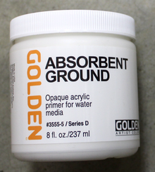 Golden Absorbent Ground 32oz White