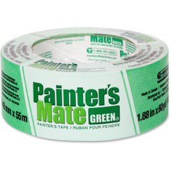 Painter's Mate Masking Tape Roll 48mmx55m GREEN