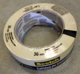 Scotch Masking Tape Roll 36mmx55m