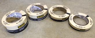 Scotch Masking Tape Roll 60yd 18mmx55m
