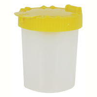 Sargent Art No-Spill Paint Cups (Red lid)