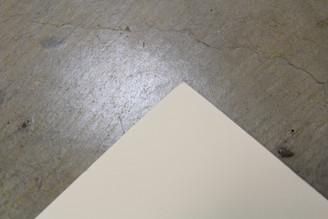 """Crescent Decorative Matte Board 32x40"""" Cream (no shipping)"""