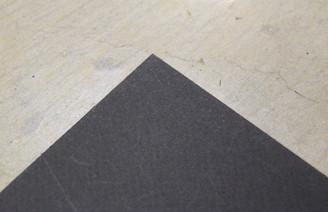 """Crescent Decorative Matte Board 32x40"""" Raven Black (no shipping)"""