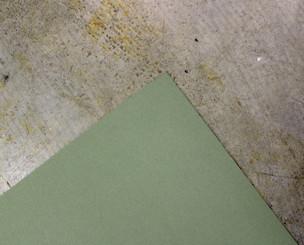 "Crescent Decorative Matte Board 32x40"" Moss Point Green (no shipping)"