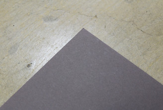 """Crescent Decorative Matte Board 32x40"""" Photo Grey (no shipping)"""