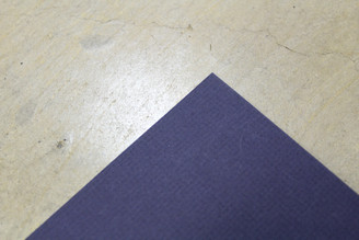 """Crescent Decorative Matte Board 32x40"""" Delft Blue (no shipping)"""