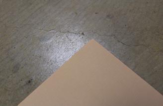 """Crescent Decorative Matte Board 32x40"""" Sandstone (no shipping)"""