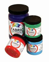 Speedball Fabric Paint 8oz Black