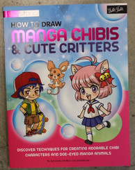Book Chibi! How to Draw