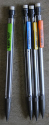 Bic Grip Click Pencil .5mm or .7mm Assorted EACH
