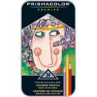 Prismacolour Premier Pencil Crayons 24pk