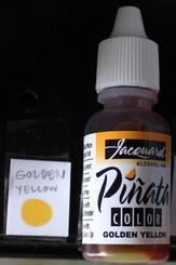 Jacquard Pinata Alcohol Ink .5oz Golden Yellow