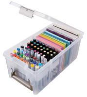 ArtBin Marker Storage Case Clear