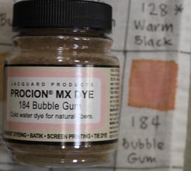 Jacquard Procion MX Cold Water Natural Fiber Dye #184 Bubble Gum