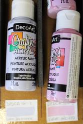 DecoArt Acrylic 2oz Light Orchid