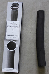 Coates Willow Charcoal Jumbo Stick EACH (16 to24mm diametre)